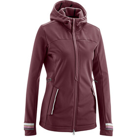 Gonso Raila Softshell Jas Dames, winetasting